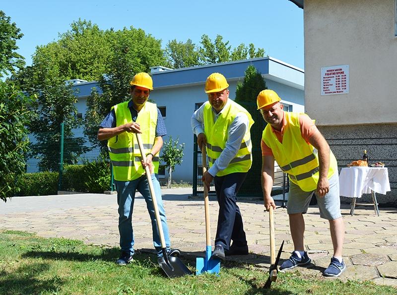 IЕнергоспестяващи мерки ще бъдат въведени в покрития плувен басейн в град Павликени